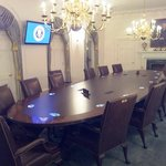 Ford Cabinet Room -- Actual Table