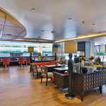 Siri Sathorn #Liquid Bar & Cafe, International Buffet Breakfast 6am - 10am