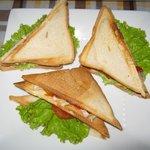 siesta sandwiches