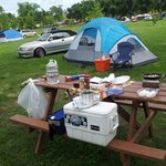 my camp...river front