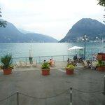 Lago de Lugano ....