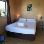 Cabin with Queen Bed, Shared Facilities