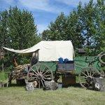 Roundup Camp chuckwagon