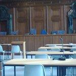 Judges' bench
