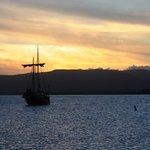 Sunset on the Wharf - Moloka'i