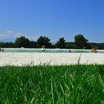Piscine naturelle lagon (500m²)