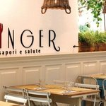 Interno del Ginger