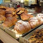 brioches, paste, muffins
