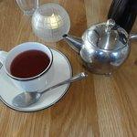 Strawberryfare #2 floral tea
