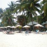 spiaggia Tuna
