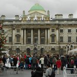Somerset House Seasonal Ice Rink
