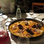 serata al ristoranre spagnolo