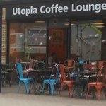 Utopia Coffee Lounge, Unit 2, The Royals, Southend-on-Sea. SS1 1DG