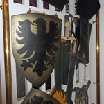 Viking swords and shields
