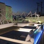 Espace Lounge en terrasse