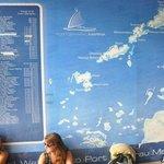Yasawa island chain off of main island Fiji