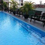 swiming pool view