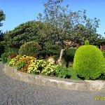 giardino molto curato