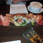 Hiroshima & other random sushi