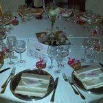 Un tavolo spettacolare