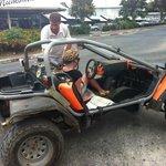 Racing buggy!