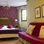 encantadora habitacion