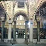 inside the aya sofia