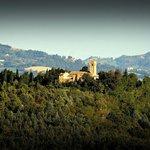 Panorama sulle colline di Montefeltro