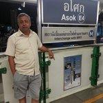 ASOK BTS Station
