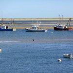 Chatham Fishing Boats