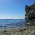 Cava Grado - spiaggia