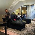 Extra ruimte van de Presidental Suite