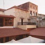Joli studio dans un batiment de caractère avec terrasse privée