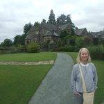 Stunning house, stunning gardens, stunning views