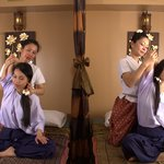 Massage thai traditionnel duo