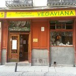 Cocina Vegetariana International