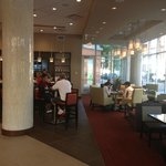 Lobby / Breakfast Seating at Hyatt Place Hyde Park