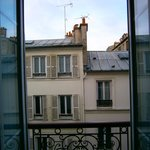 View, nice big window