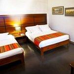 Room, Hotel Cuenca, Azuay, Ecuador.