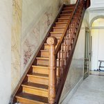 Art deco trappenhuis