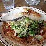BLT Pizza - excellent!