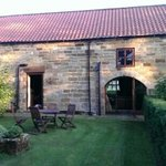 Acorn cottage garden.