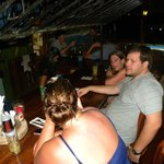 Hang out at the bar and meet the locals; everybody's friendly.