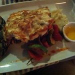 Delicious broiled 500gr lobster