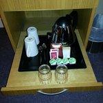 Tea making