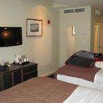 Deluxe Double Queensize room