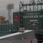 Fenway from our room
