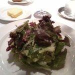 mesculun salad