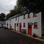 Ballyeamon Barn from picnic area