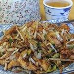 Mandrin Chicken
